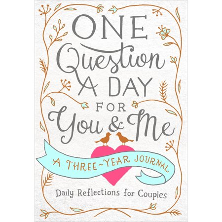 One Question a Day for You & Me: Daily Reflections for Couples : A Three-Year - Celebrity Couples For Halloween Ideas