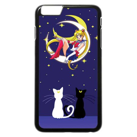 low priced 7b7df 18ee0 Sailor Moon iPhone 7 Plus Case