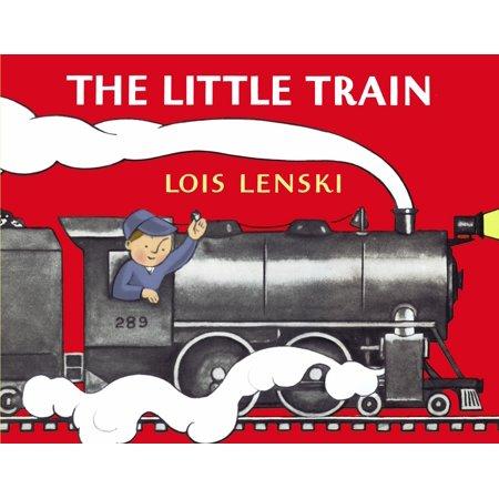 The Little Train (Board Book)