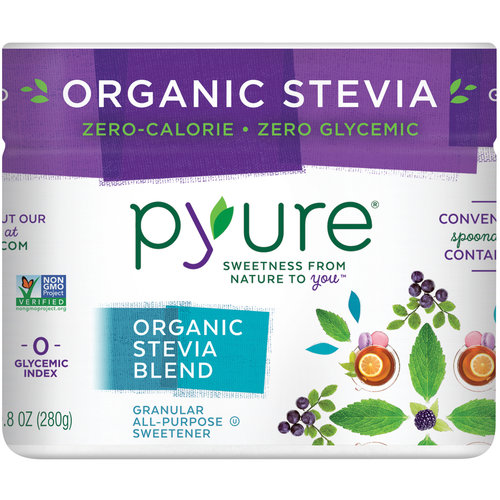 Pyure Organic Stevia Blend Granular All-Purpose Sweetener, 9.8 oz
