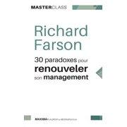 30 paradoxes pour renouveler son management - eBook