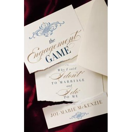 The Engagement Game : Why I Said