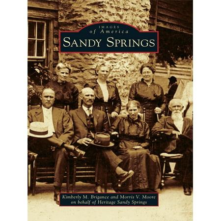 Sandy Springs - eBook (Halloween Sandy Springs)