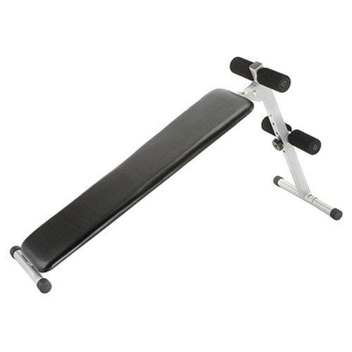 Crescendo Fitness Slant Sit Up Adjustable Ab Bench