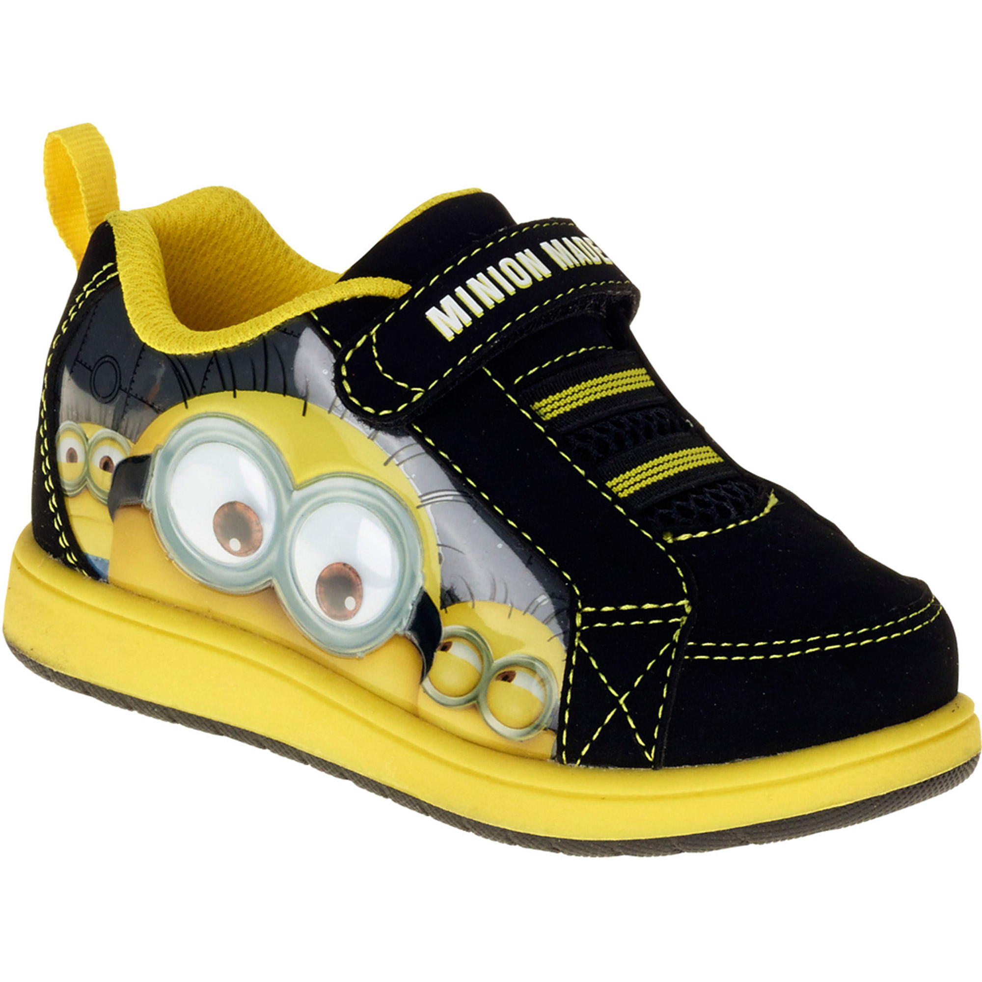 TODDLER BOYS DESPICABLE ME ATHLETIC SHOE