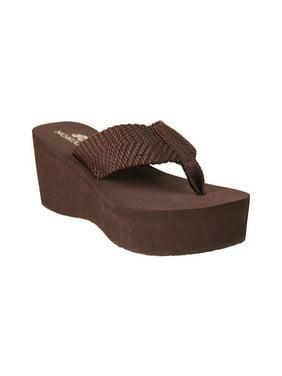 1328237cef63 Brown Womens Sandals - Walmart.com