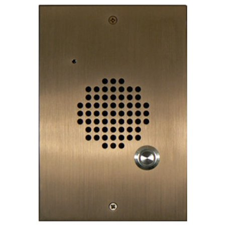 DoorBell Fon DP28 Extra Door Station, M&S Mount, Bronze (DP28-NBZM)