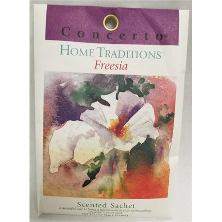 Barjan 307428 Freesia Home Traditions Sachet
