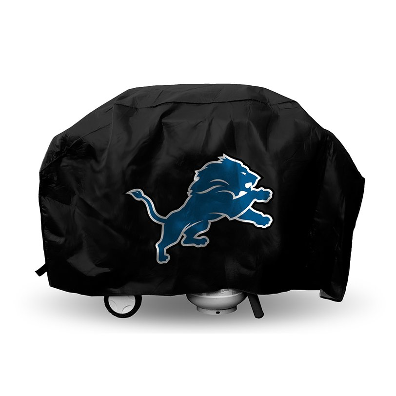 Detroit Lions Deluxe Grill Cover by Rico