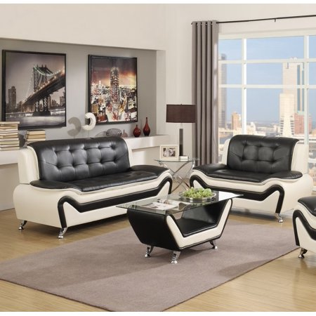 Elzada 3 Piece Living Room Set