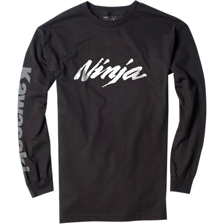 Factory Effex Kawasaki Ninja Long-Sleeve T-Shirt](Ninja Clothing For Sale)