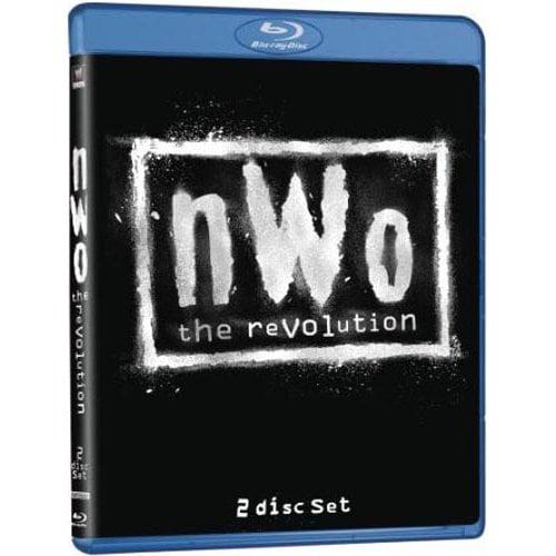 WWE: New World Order (Blu-ray) (Full Frame)