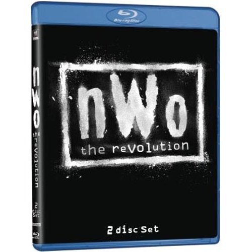 WWE: New World Order (Blu-ray) (Full Frame)