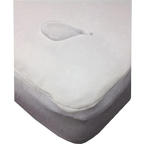Dream Decor Organic Smooth Top Waterproof Mattress Pad