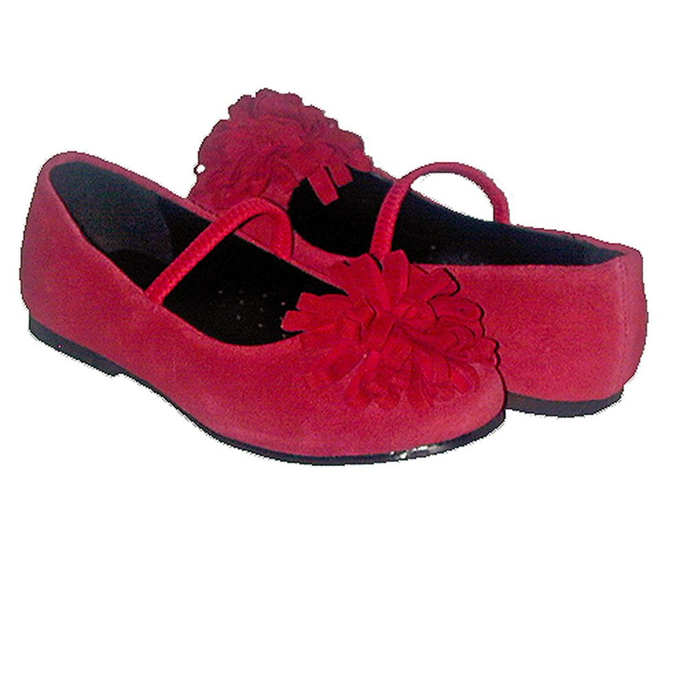 Girls Red Dress Shoes