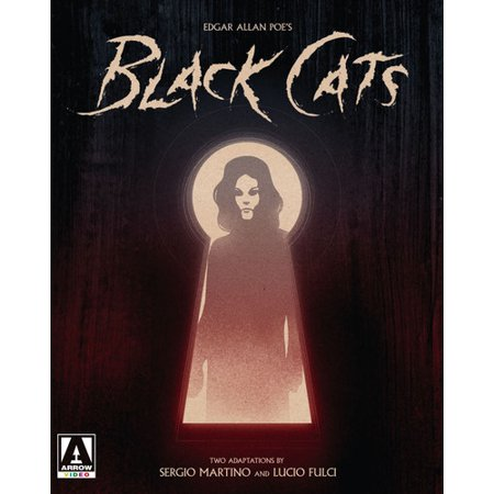 Edgar Allan Poe's Black Cats: Two Adaptations By (Blu-ray + DVD)