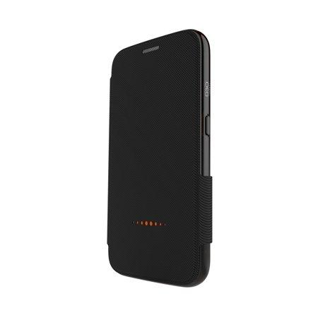 new arrivals 5918f 7ab63 GEAR4 D3O Samsung Galaxy S7 Edge Black BookCase (Oxford) - GS7E39D3 ...
