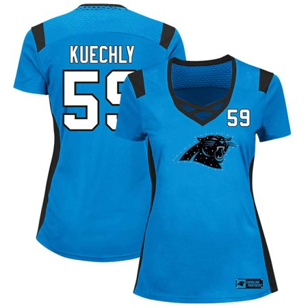 Luke Kuechly Carolina Panthers Majestic Women