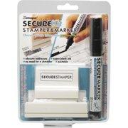 Xstamper Secure Privacy Stamp Kit, 1 / Pack (Quantity)