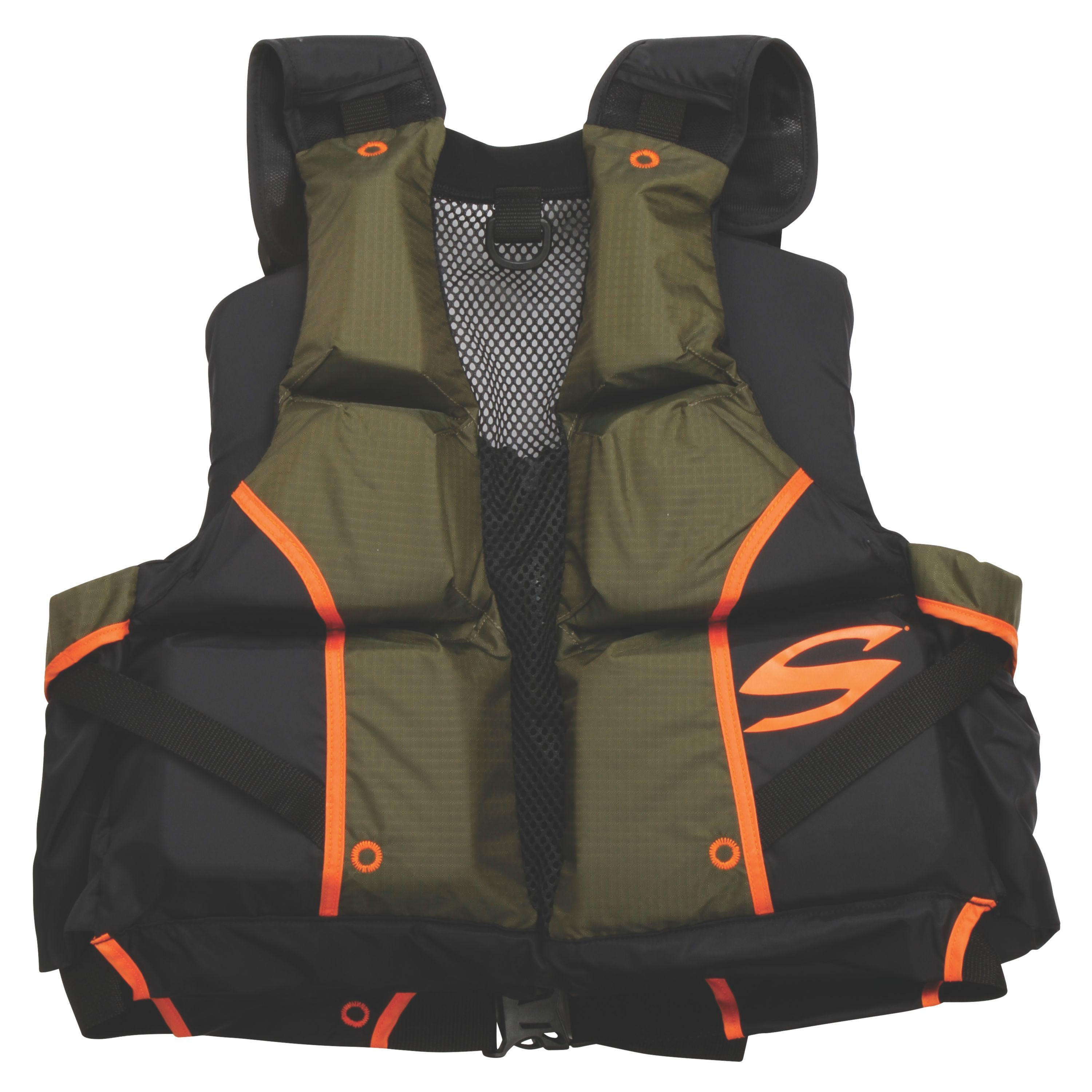 Coleman  Kiowa Creek Nylon Fishing Life Jacket