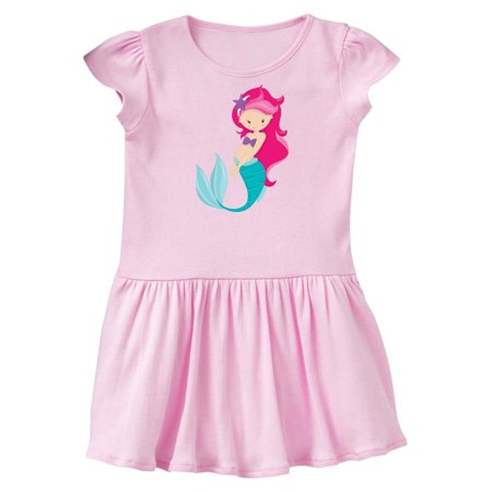 Mermaid Toddler Dress