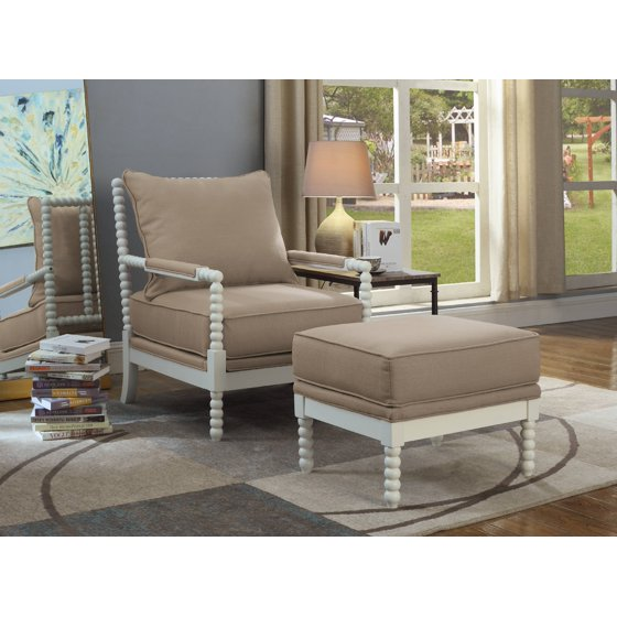 Best Master Furniture West Palm 2 Pcs Living Room Accent
