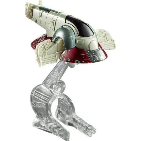 Hot Wheels Star Wars Starship, Boba Fett's Slave 1 Boba Fett Slave 1 Vehicle