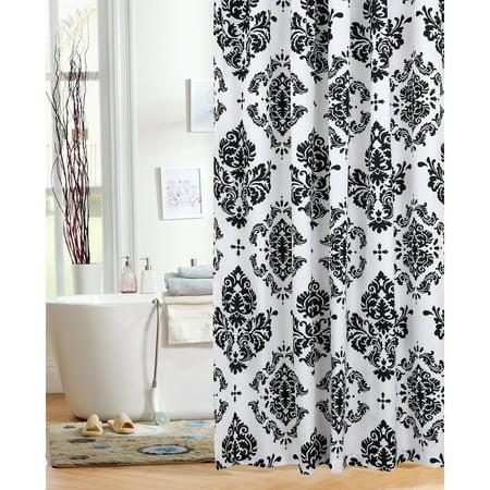 Mainstays Shower Curtains UPC Barcode