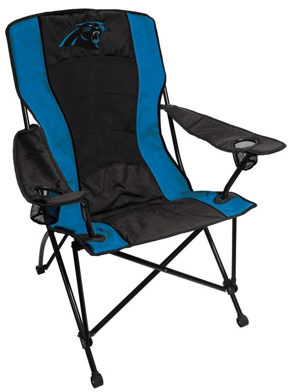 Carolina Panthers High Back Folding Tailgate Chair Coleman by COLEMAN