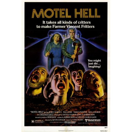 - Motel Hell (1980) 27x40 Movie Poster