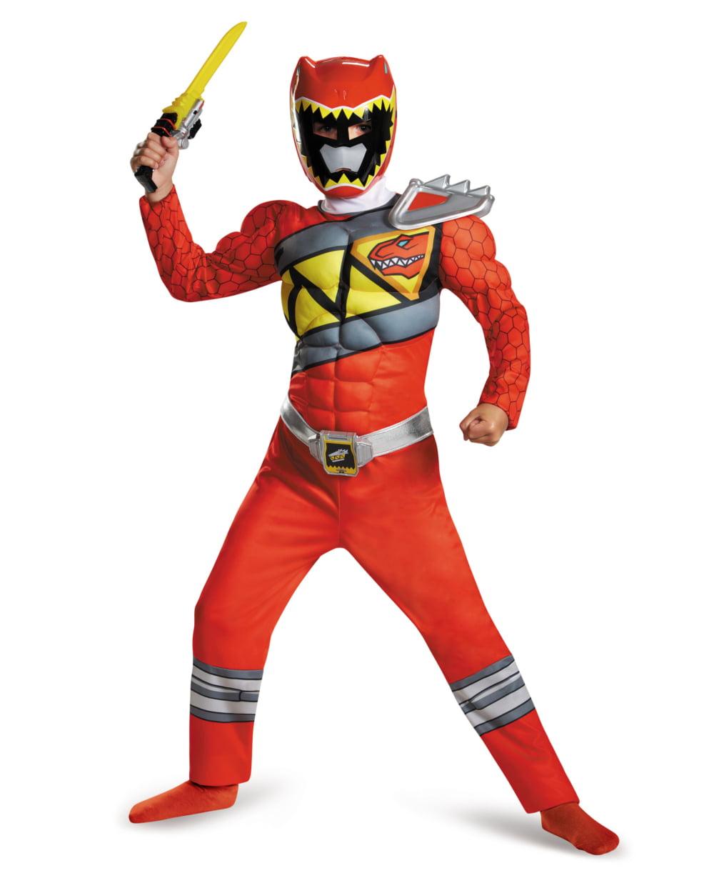 Red Power Ranger Dino Charge Classic Muscle Child Halloween Costume - Walmart.com  sc 1 st  Walmart & Red Power Ranger Dino Charge Classic Muscle Child Halloween Costume ...