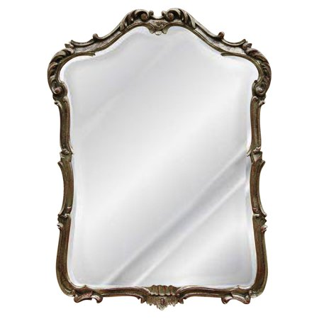 Hickory Manor House Philippe Wall Mirror - 30.25W x 41H in.