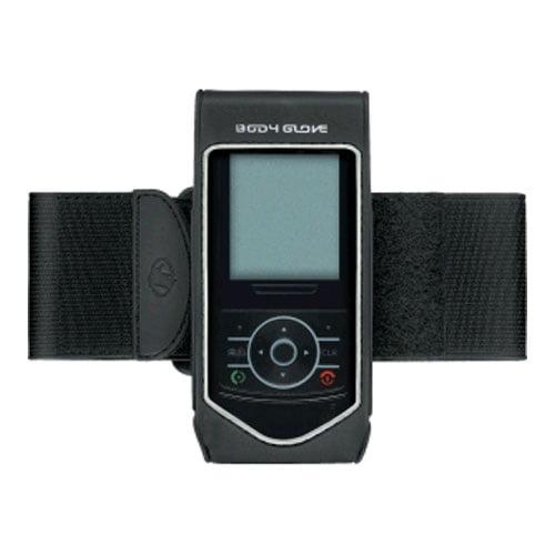 Body Glove Cellsuit Armband Case for Motorola ROKR Z6 Z6m - Black
