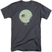 ET In The Moon Mens Big and Tall Shirt