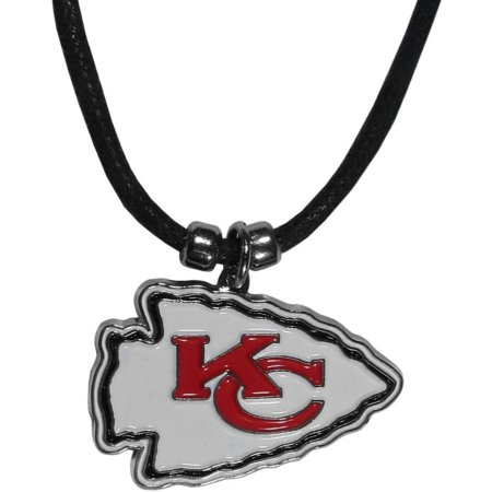 City Necklaces (Kansas City Chiefs Cotton Cord)