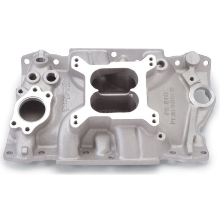 383 Intake Manifold (Edelbrock 2111 Performer 90 Deg. V6 Intake Manifold)