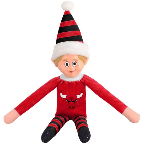 Forever Collectibles NBA Team Elf, Chicago Bulls