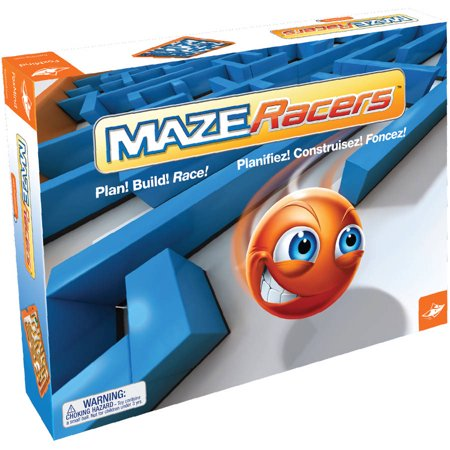 FoxMind Games Maze Racers Game (Laser Maze Game)