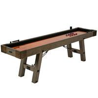 Barrington 9 Ft. Sutter Premium Shuffleboard Table