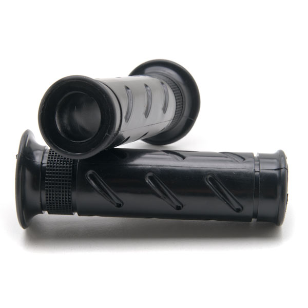 "Motorcycle Street Bike Black Hand Grips 7/8"" Inch For Buell Ulysses XB12X RS RR 1000 1200 - image 2 of 4"