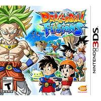 Bandai Namco Dragon Ball Fusons, Bandai/Namco, Nintendo 3DS, 722674700696