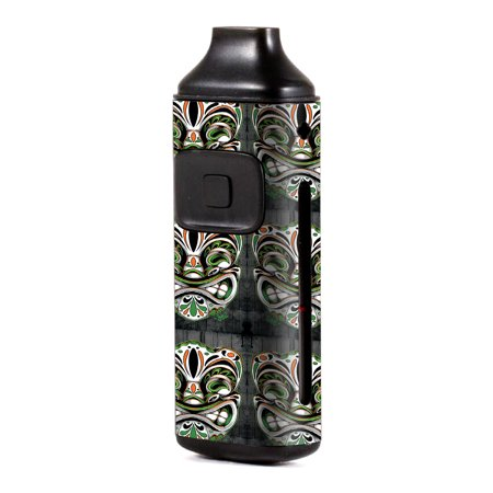 Skin Decal Vinyl Wrap for Aspire Breeze Kit Vape skins stickers cover / Tiki Faces