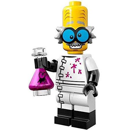 LEGO Minifigure Series 14 71010 HALLOWEEN MONSTERS - MONSTER SCIENTIST - Lego Minifigures Series 14 Halloween