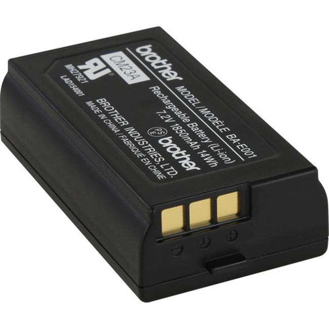 Brother International BAE001 Rechargeable Li-ion Battery Pack