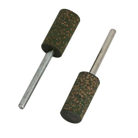 3mm queue 10mm culasse roue polissage pon age monté vert Point 12pcs - image 1 de 2