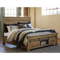 Signature Design by Ashley Sommerford Storage Panel Bed