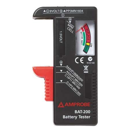 Amprobe Fuse (Amprobe BAT-200 Battery Tester )