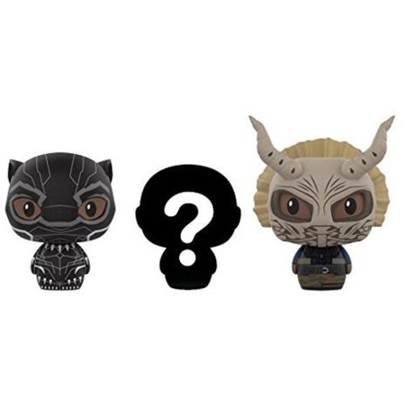 FUNKO PINT SIZE HEROES: Black Panther - 3PK (Styles May