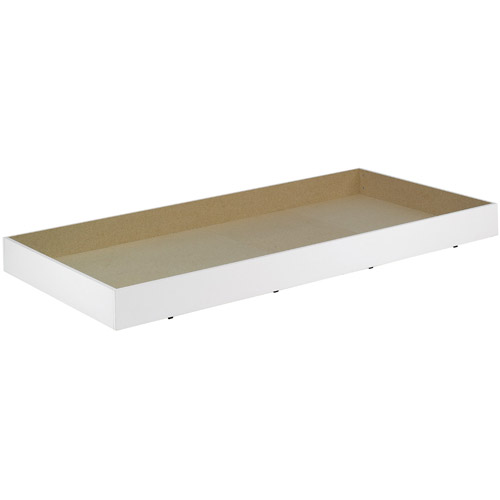 Dixie Trundle Bed, White