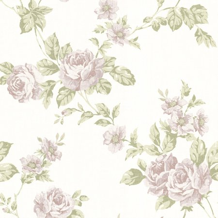 Beacon House Bloom Floral Trail Wallpaper